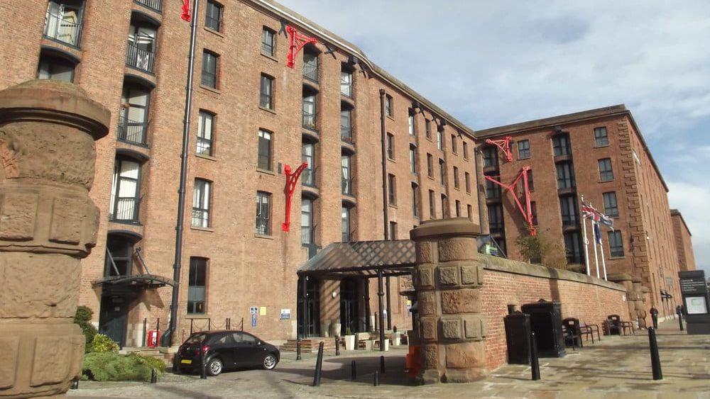 Holiday Inn Testimonial Albert Dock